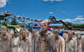 Zombie, Waterslides, music, safari, fun, cardiff