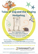 Tales of Zog and the Singing Hedgehog
