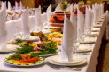 wedding catering services telford