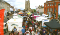 Saturday Sudbury Town Market