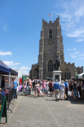 Thursday Sudbury Town Market