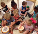 Mini Musicians - Toddlers Class At Victoria Road School