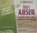 Sponsored 90ft Abseil