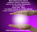 Reiki Meditation Group Monthly Meet Up