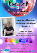 RSM Early Years Academy at  RSM Stage Academy,