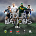 Four Nations Tournament 2016 Final