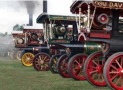 The Steam Fair at Harewood