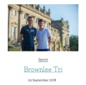 Brownlee Tri at Harewood