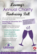 Leeway Annual Charity Fundraising Ball