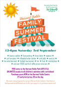 Harvestfields Family Summer Festival in Sutton Coldfield