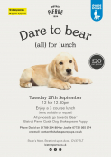"Charity ""Dare to Bear"" Lunch"