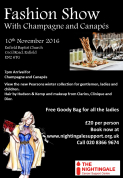 Fashion Show in aid of The Nightingale Centre Enfield (1094435)