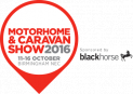 MotorHome & Caravan Show at The NEC Birmingham