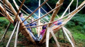 Make a Camp - Build a Star-Gazey Seat in the Woods