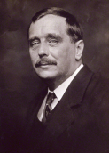 H. G Wells at Halloween