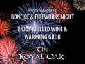 Bonfire & Fireworks Night at The Royal Oak #Brockham @TheRoyalOakTWS with @Timewell_spent