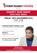 Charity Quiz Night with Paul Sinha