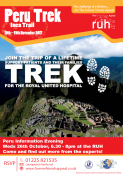 Trek Peru for RUH Patients