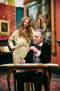 The Muse, A play by Palimpsest at Leighton House Museum