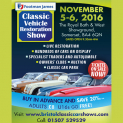 The Footman James Classic Vehicle Restoration Show