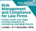 Risk Management and Compliance for Law Firms 2016