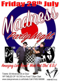 Madness Party Night