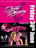 Grease vs dirty dancing Party Night Spectacular