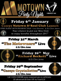 Motown live with Richard Beckett