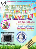 Summer festival with Parish Council