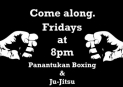 Ju-Jitsu and Panantukan Boxing