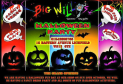 Halloween Party at Big Will's Tattoo Studio