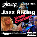 Ziggy's - Jazz Rizing' Xmas Crackerz