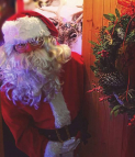 Santa's coming to Wistow