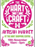 Hart of Craft Artisan Market Fleet