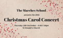 The Marches School Christmas Carol Concert