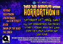 Horrorthon II : Dead And SudBuried Returns