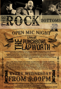 Open Mic Nights, at The Punchbowl, Lapworth