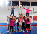 Mini Competition Cheerleading (Ages 4-9)