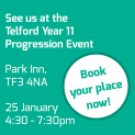 Telford Year 11 Progression Event
