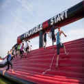 Chepstow 5k Inflatable obstacle course