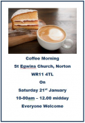 St Egwins' Coffee Morning