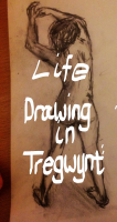 Life Drawing in Tregwynt