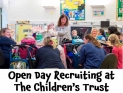 WE NEED YOU! Recruiting Open Day @Childrens_Trust #Tadworth