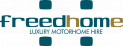 Freedhome Luxury Motorhome Hire Open Day