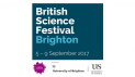 british, science, festival, brighton, 2017