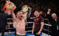 An evening with Carl Frampton, Shane McGuigan, Steve Collins & Richie Woodall