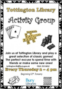 Tottington Library Games Group!