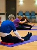 Over 50s Yoga