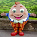 Youngsters invited to meet Humpty Dumpty