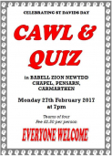 Cawl and Quiz